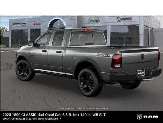 Jeep Dealers Rochester Ny >> 2020 RAM 1500 Classic Warlock in Rochester, NY | Niagra Falls RAM 1500 Classic | West Herr ...