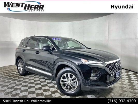 Jeep Dealers Rochester Ny >> 2020 Hyundai Santa Fe SE 2.4 in Rochester, NY | Niagra Falls Hyundai Santa Fe | West Herr ...