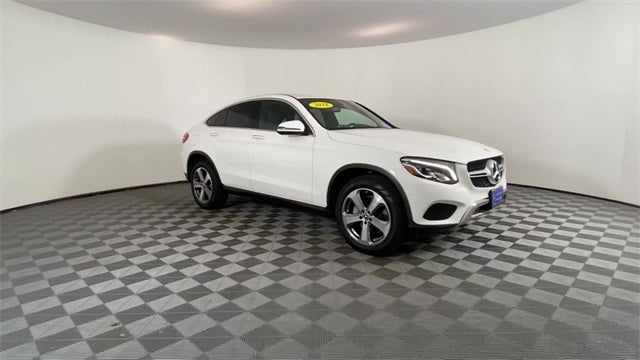 2018 Mercedes-Benz GLC 300 Coupe 4MATIC® in Rochester, NY ...